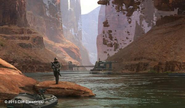 cliff bleszinski new game