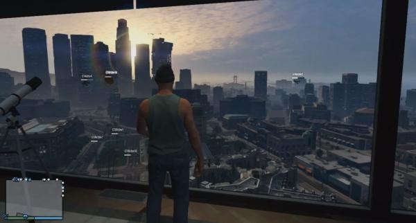 The sprawling, alive city of Los Santos can be a hefty burden to previous-gen consoles.