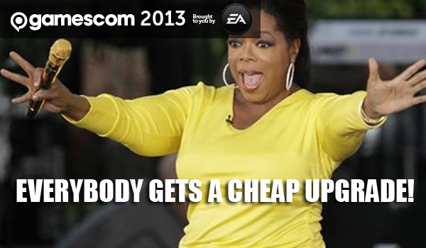 sony ps4 upgrade gamescom 2013 header