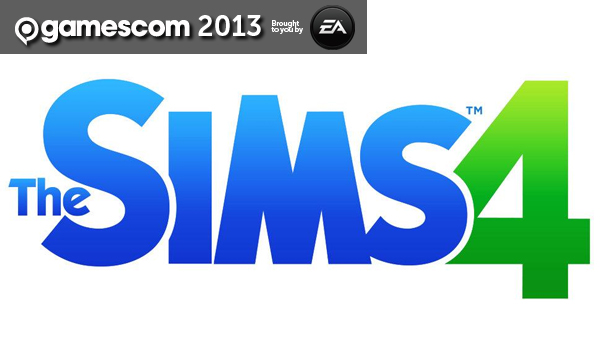 the sims 4 gamescom 2013 header