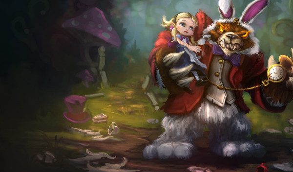 """""""Have you seen my bear, Tibbers?"""""""