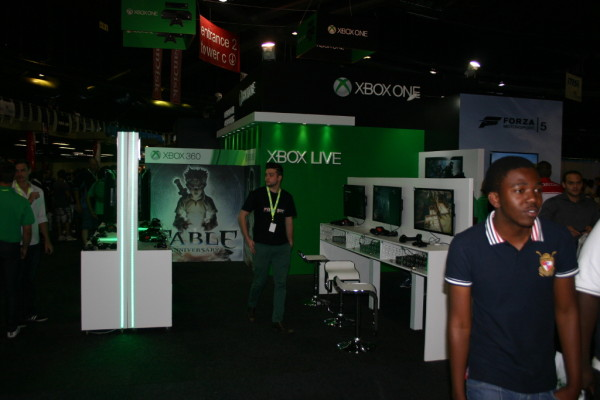 These Xbox 360 consoles are feeling a bit lonely. Go play them?