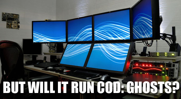 will it run cod ghosts