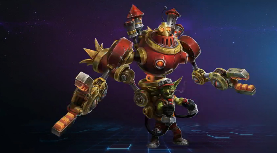 So While Heroes Of The Storm Has All These Characters