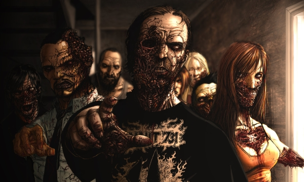 Game includes killable zombie children, Internet freaks out