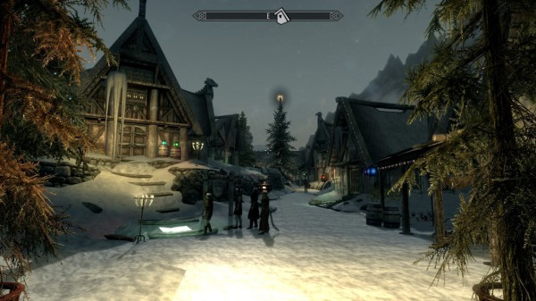 Modding Skyrim: The Twelve Mods of Christmas > NAG