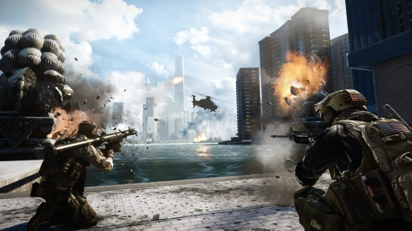 """Battlefield 4 is still trying to get to that """"just works"""" milestone."""