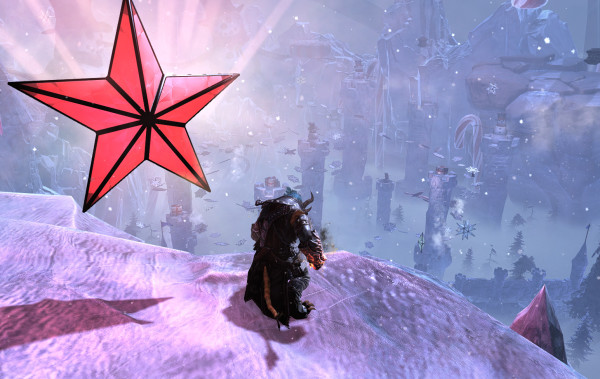 Guild Wars 2 - Wintersday is here > NAG