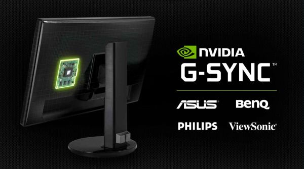 Nvidia G-Sync partners for 2014