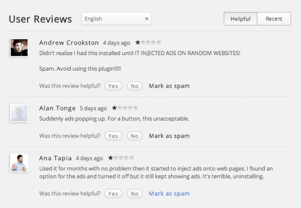 Users of the new Add to Feedly were not impressed with the changes.