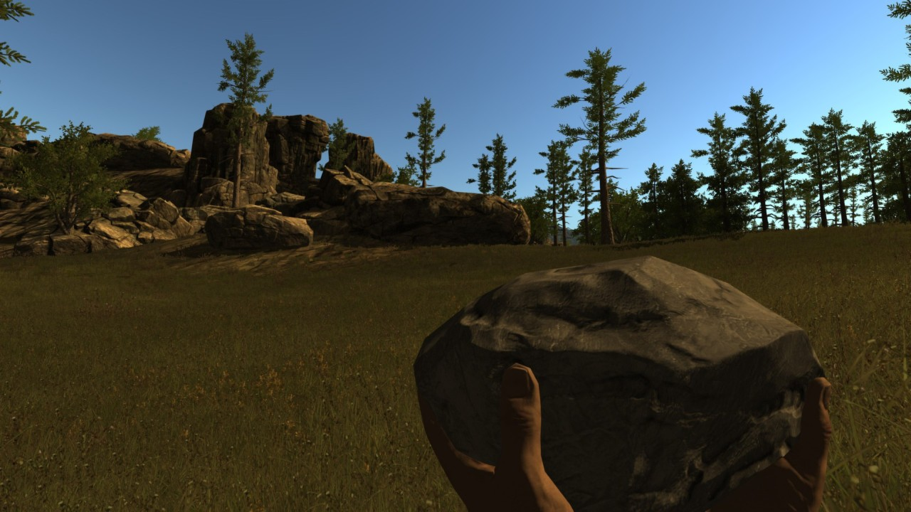 Rust chooses, enforces player's character race against Steam