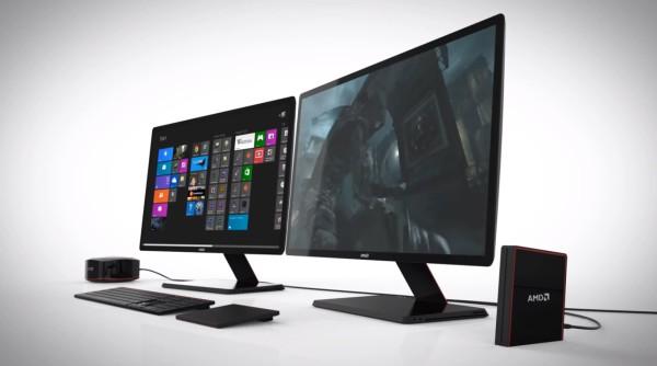 AMD dockport Eyefinity