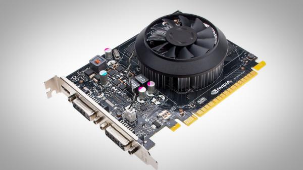 NVIDIA Geforce GM107
