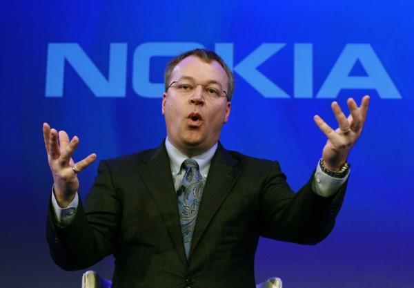 Stephen Elop, ex-CEO of Nokia