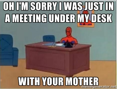 spiderman troll