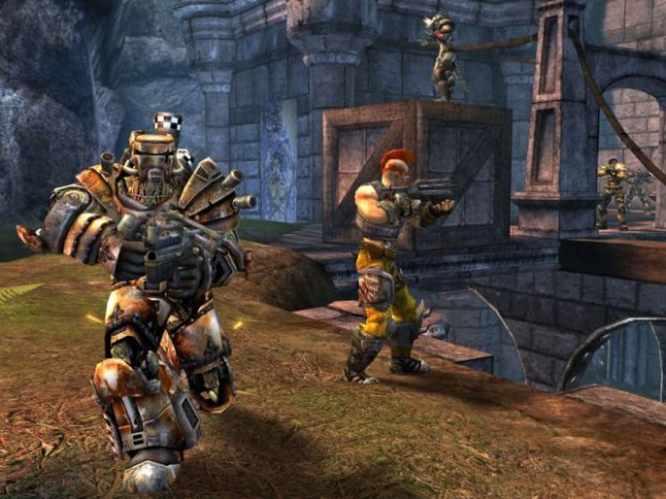 Its still one of the best shooters on the planet -  Unreal Tournament 2004