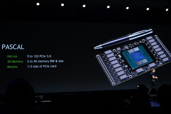 Nvidia Pascal GPU