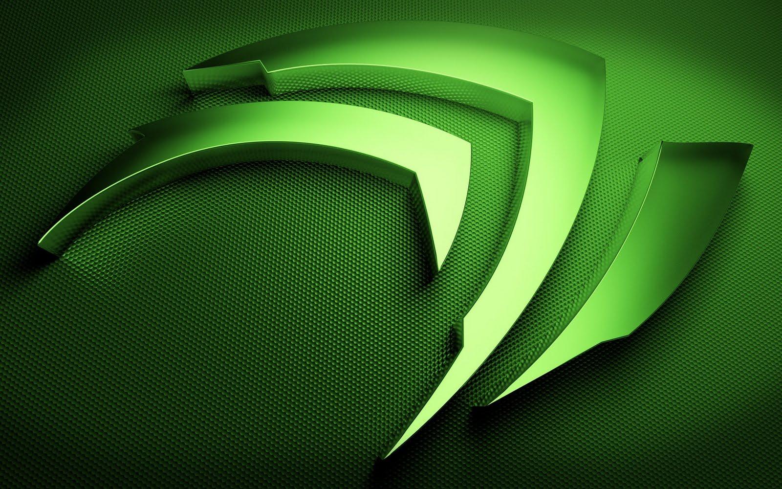 Nvidia logo HD