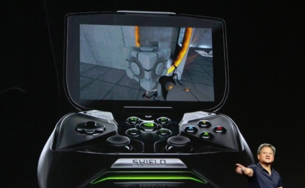Portal on Nvidia shield