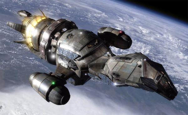 Firefly Serenity ship