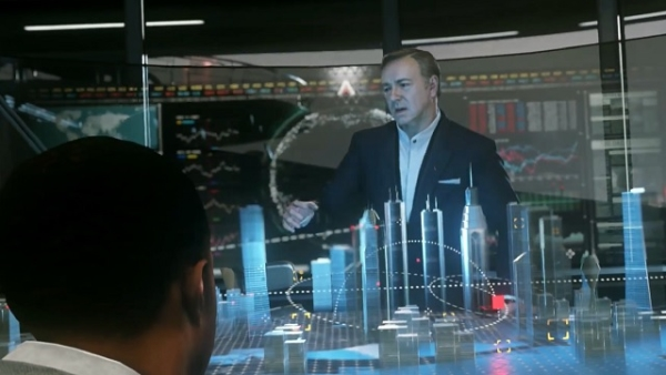 Does Halo have Academy Award-Winner  Kevin Spacey? Didn't think so.