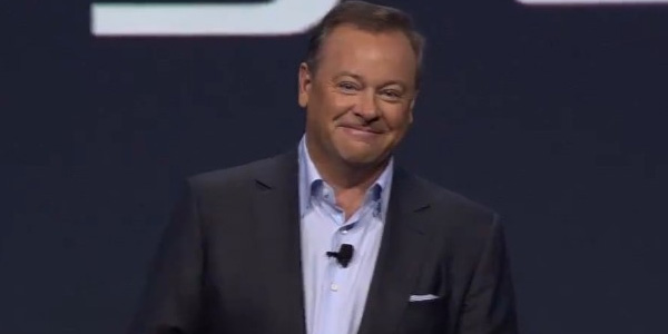 At least Jack Tretton's brand of smug was believable.