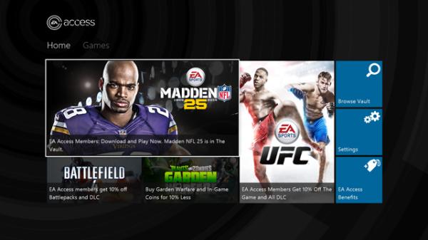 EA Access Xbox One
