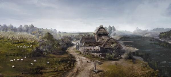 The_Witcher_3_Wild_Hunt_Village