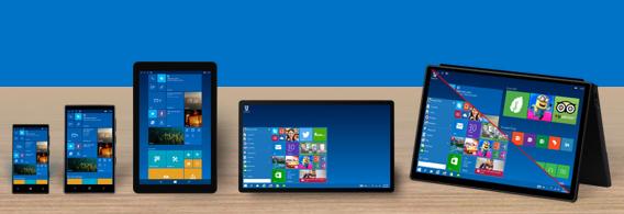 mobile windows 10 redesign