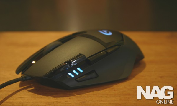 Review: Logitech G402 Hyperion Fury Gaming Mouse > NAG