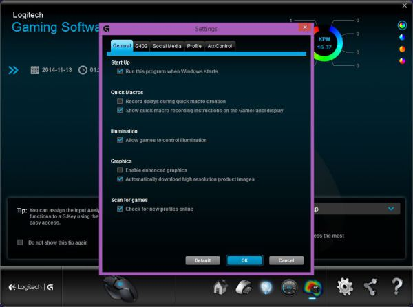 Logitech Gaming Software (6)