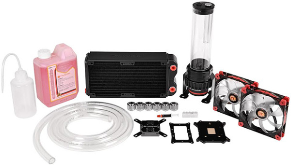 CES 2015: Thermaltake debuts DIY watercooling kit > NAG