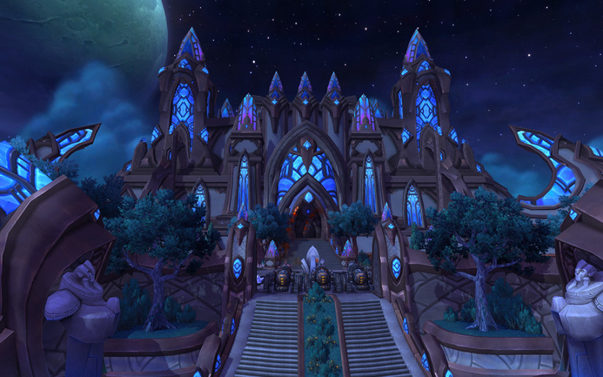 World of Warcraft Warlords of Draenor your guide to garrisons image 1