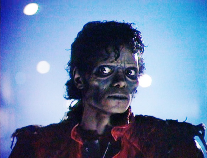 This was the last video MJ did without makeup.