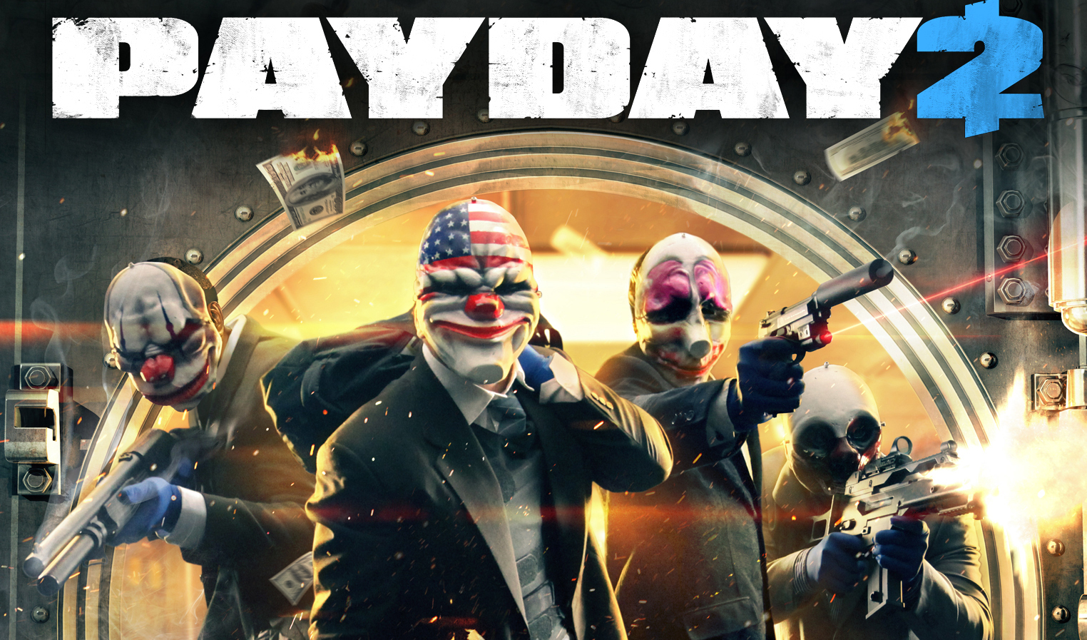 You may know Payday 2 as that game everyone plays while waiting for GTA V to bring heists.