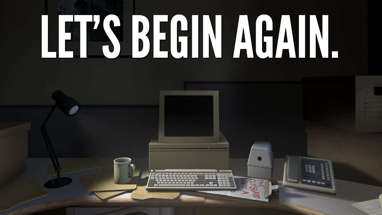 if you haven't played The Stanley Parable, don't come back here till you have.