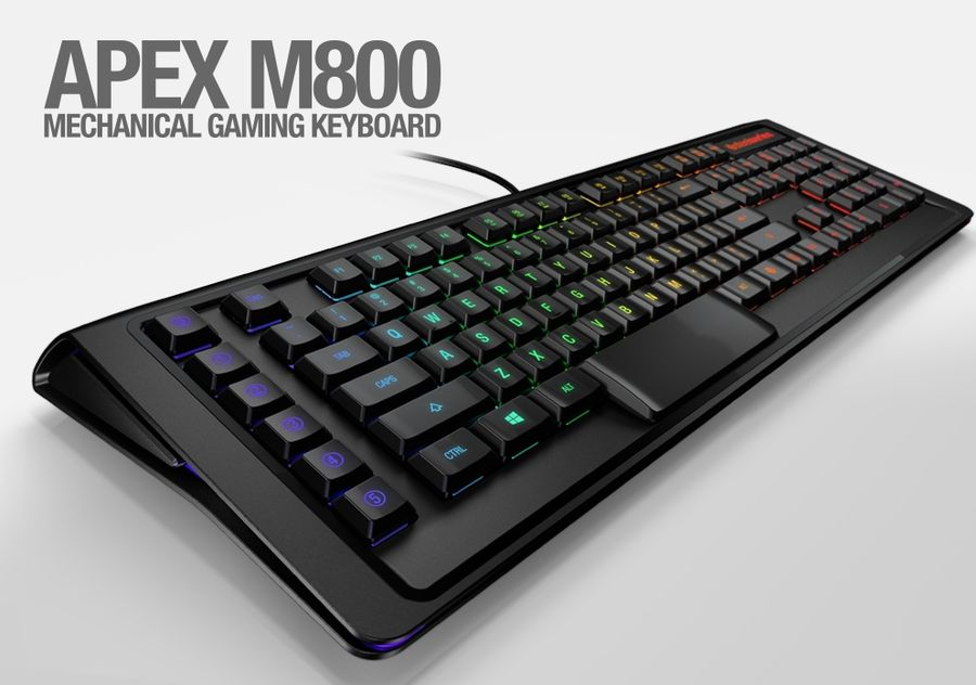 steelseries apex M800
