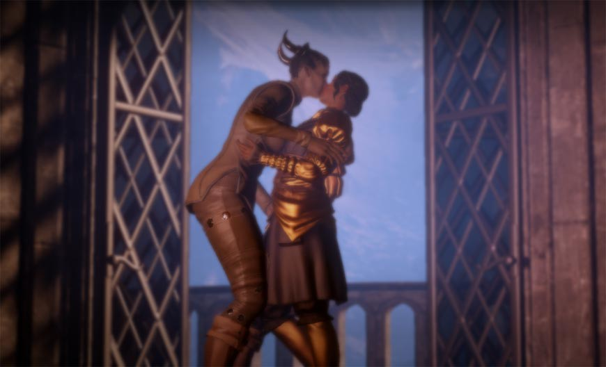 Dragon Age Inquisition Qunari image 1