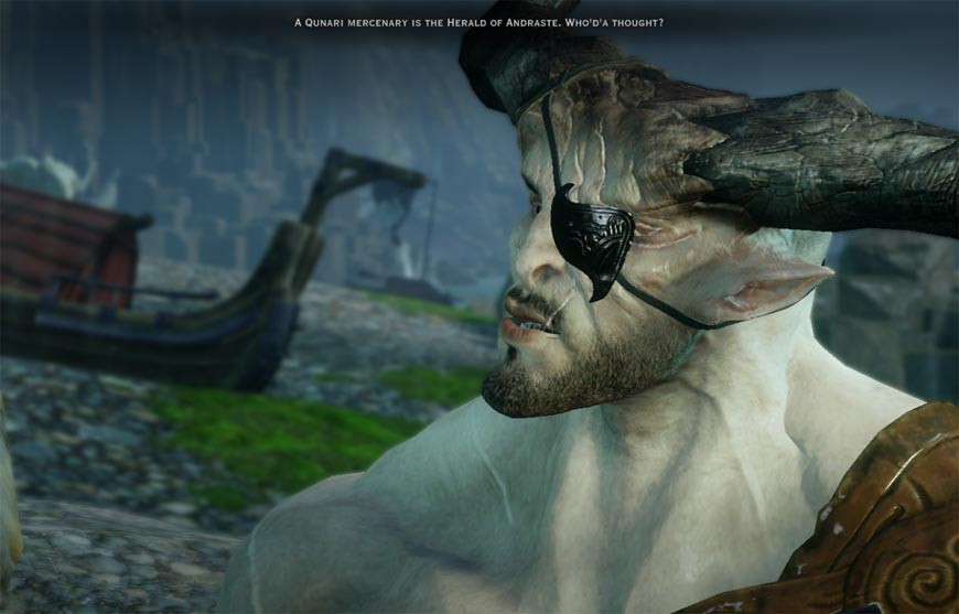 Dragon Age Inquisition Qunari image 3
