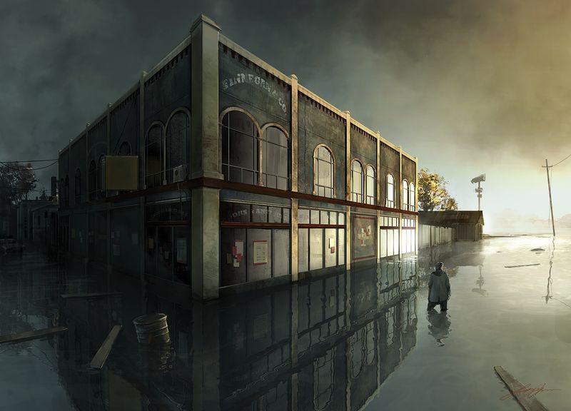 alan_wake_2_artwork_flooded_city