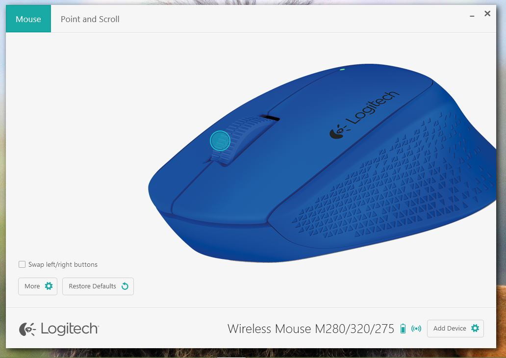 Review: Logitech's M280 Wireless Mobile Mouse > NAG