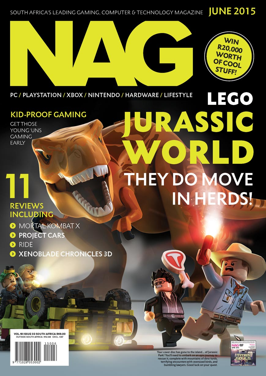 NAG Magazine: June 2015 issue > NAG