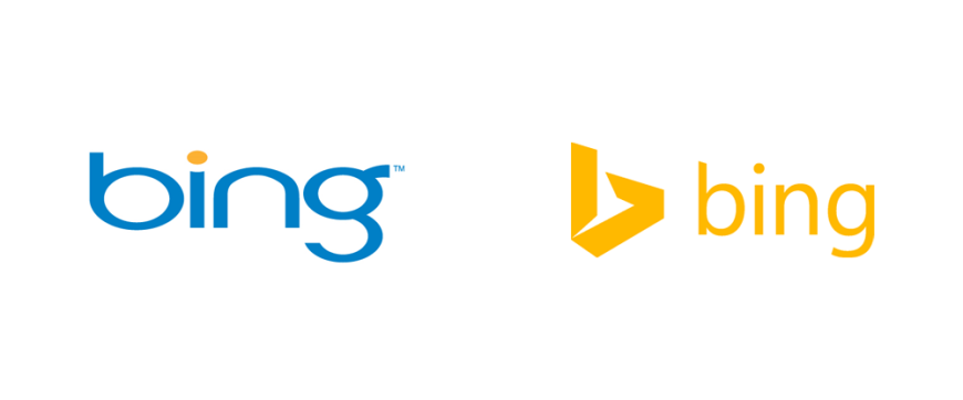 MS recently unveiled a new Bing logo. Because THAT was the problem.