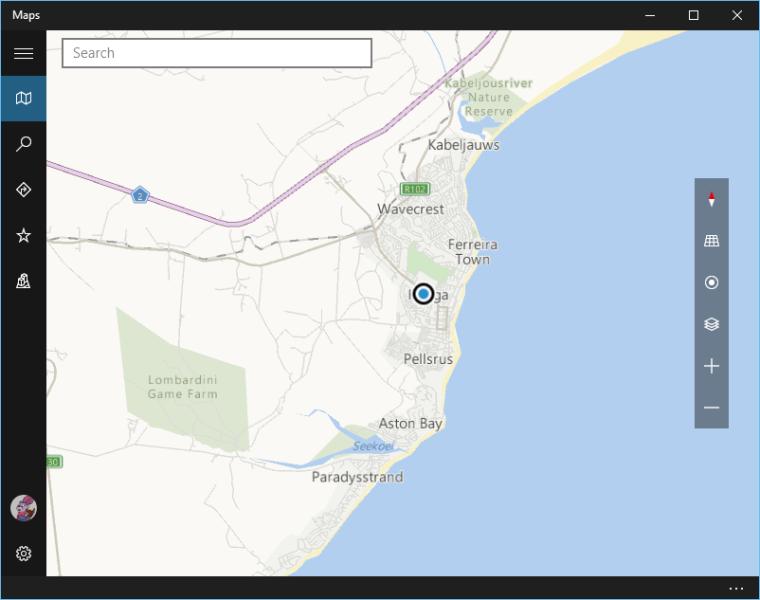 windows-10-maps-app