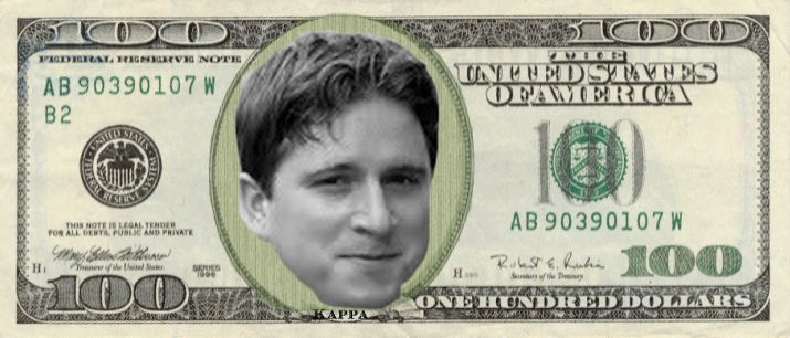 In the future, Kappars are the only accepted currency.