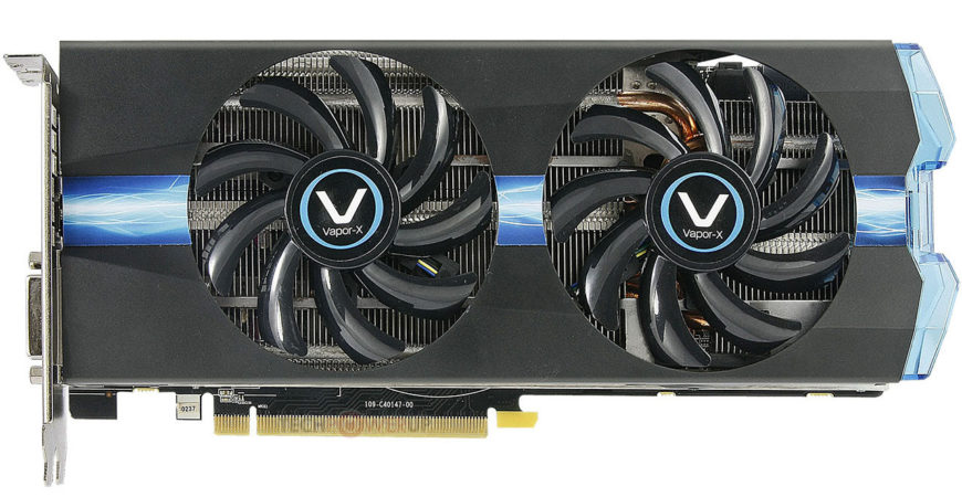 Sapphire R7 370X front