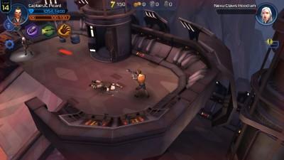 Star Wars Uprising Screenshot 3