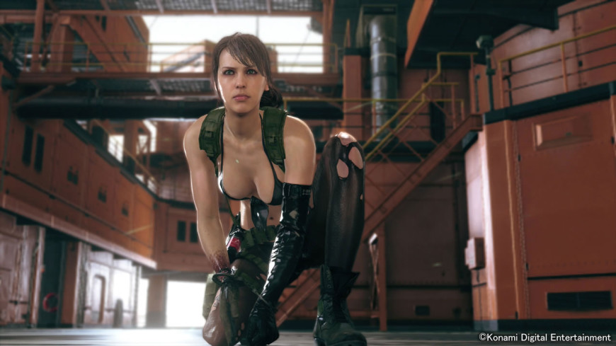 quiet mgs v