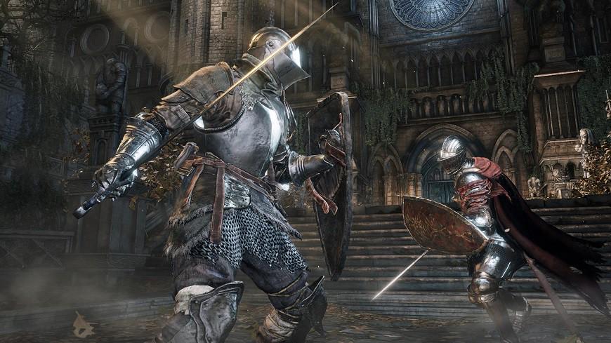 DS3 battle