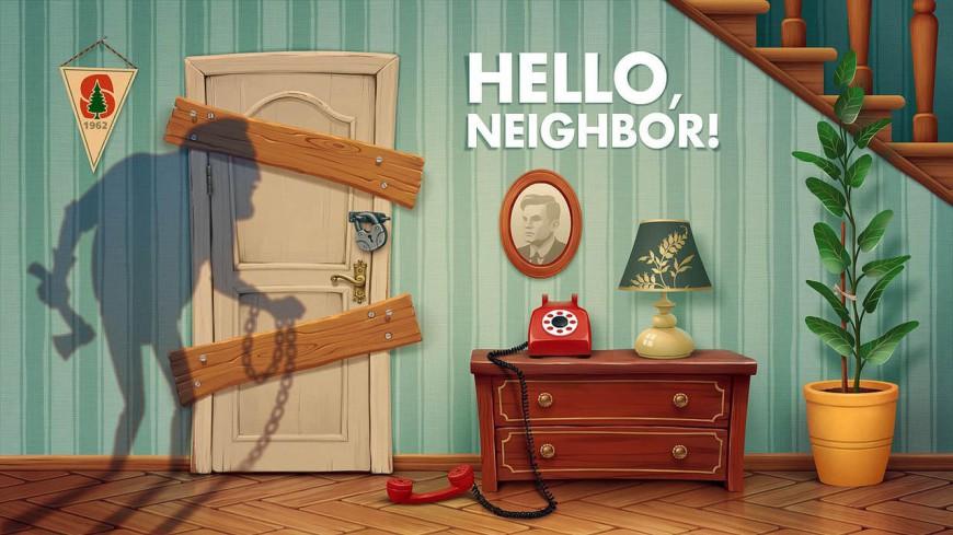 hello neighbour title